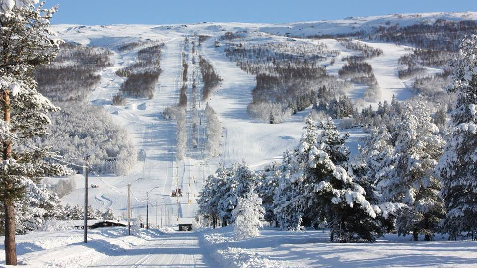 bjorli kart BJORLI:. Skiing in Norway .:Accommodation:. Children friendly bjorli kart
